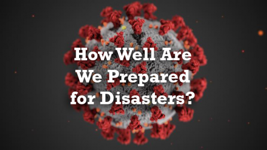 How well are we prepared for disasters?