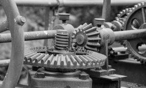Gears. Image by Jose B. Garcia Fernandez