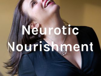 Dr. Lindsay Weisner of Neurotic Nourishment podcast